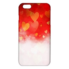 Abstract Love Heart Design iPhone 6 Plus/6S Plus TPU Case