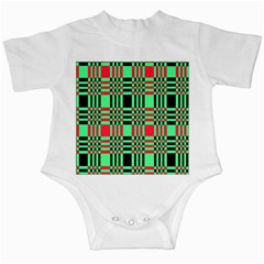 Bright Christmas Abstract Background Christmas Colors Of Red Green And Black Make Up This Abstract Infant Creepers