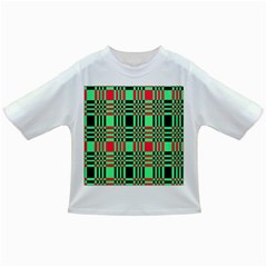 Bright Christmas Abstract Background Christmas Colors Of Red Green And Black Make Up This Abstract Infant/toddler T Shirts