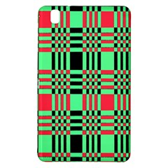 Bright Christmas Abstract Background Christmas Colors Of Red Green And Black Make Up This Abstract Samsung Galaxy Tab Pro 8.4 Hardshell Case