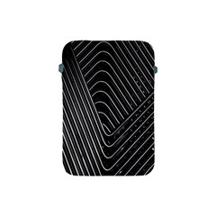 Chrome Abstract Pile Of Chrome Chairs Detail Apple iPad Mini Protective Soft Cases
