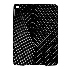 Chrome Abstract Pile Of Chrome Chairs Detail iPad Air 2 Hardshell Cases