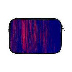 Abstract Color Red Blue Apple iPad Mini Zipper Cases