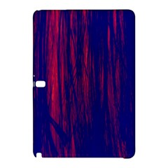 Abstract Color Red Blue Samsung Galaxy Tab Pro 12.2 Hardshell Case