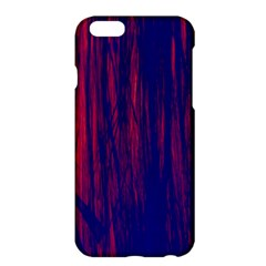 Abstract Color Red Blue Apple Iphone 6 Plus/6s Plus Hardshell Case