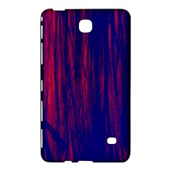 Abstract Color Red Blue Samsung Galaxy Tab 4 (8 ) Hardshell Case