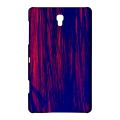 Abstract Color Red Blue Samsung Galaxy Tab S (8 4 ) Hardshell Case