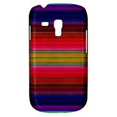 Fiesta Stripe Bright Colorful Neon Stripes Cinco De Mayo Background Galaxy S3 Mini