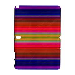 Fiesta Stripe Bright Colorful Neon Stripes Cinco De Mayo Background Galaxy Note 1