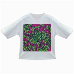 Big Growth Abstract Floral Texture Infant/toddler T Shirts