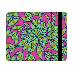Big Growth Abstract Floral Texture Samsung Galaxy Tab Pro 8.4  Flip Case