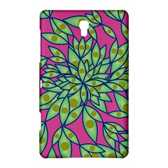 Big Growth Abstract Floral Texture Samsung Galaxy Tab S (8.4 ) Hardshell Case