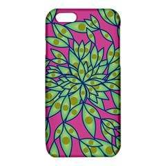 Big Growth Abstract Floral Texture iPhone 6/6S TPU Case