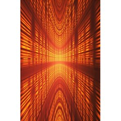 Abstract Wallpaper With Glowing Light 5 5  X 8 5  Notebooks