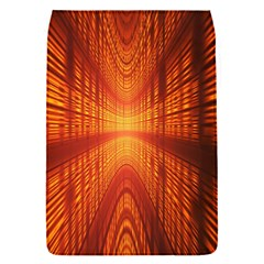 Abstract Wallpaper With Glowing Light Flap Covers (S)