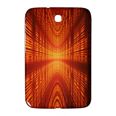 Abstract Wallpaper With Glowing Light Samsung Galaxy Note 8.0 N5100 Hardshell Case