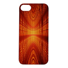Abstract Wallpaper With Glowing Light Apple iPhone 5S/ SE Hardshell Case