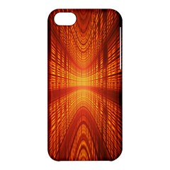 Abstract Wallpaper With Glowing Light Apple iPhone 5C Hardshell Case