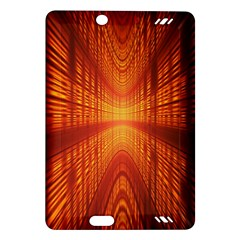 Abstract Wallpaper With Glowing Light Amazon Kindle Fire HD (2013) Hardshell Case