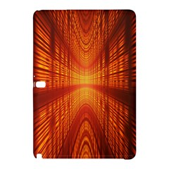 Abstract Wallpaper With Glowing Light Samsung Galaxy Tab Pro 12.2 Hardshell Case