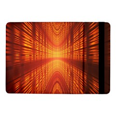 Abstract Wallpaper With Glowing Light Samsung Galaxy Tab Pro 10.1  Flip Case