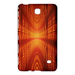 Abstract Wallpaper With Glowing Light Samsung Galaxy Tab 4 (8 ) Hardshell Case