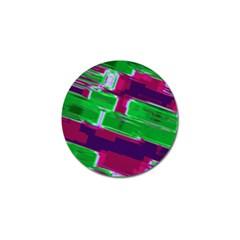 Background Wallpaper Texture Golf Ball Marker (4 Pack)