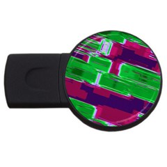 Background Wallpaper Texture USB Flash Drive Round (1 GB)
