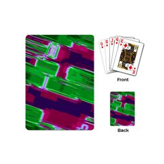 Background Wallpaper Texture Playing Cards (mini)