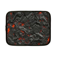 Volcanic Lava Background Effect Netbook Case (small)