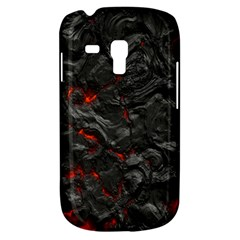 Volcanic Lava Background Effect Galaxy S3 Mini