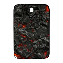Volcanic Lava Background Effect Samsung Galaxy Note 8.0 N5100 Hardshell Case
