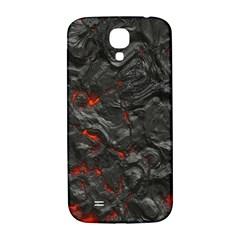 Volcanic Lava Background Effect Samsung Galaxy S4 I9500/I9505  Hardshell Back Case