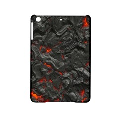 Volcanic Lava Background Effect Ipad Mini 2 Hardshell Cases