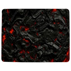 Volcanic Lava Background Effect Jigsaw Puzzle Photo Stand (rectangular)