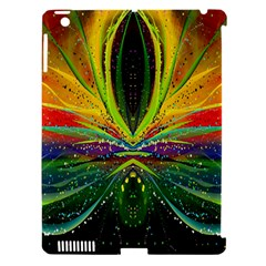 Future Abstract Desktop Wallpaper Apple iPad 3/4 Hardshell Case (Compatible with Smart Cover)