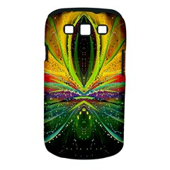 Future Abstract Desktop Wallpaper Samsung Galaxy S III Classic Hardshell Case (PC+Silicone)