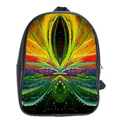 Future Abstract Desktop Wallpaper School Bags (xl)