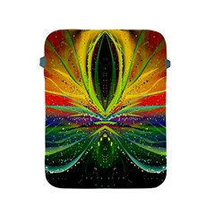 Future Abstract Desktop Wallpaper Apple Ipad 2/3/4 Protective Soft Cases
