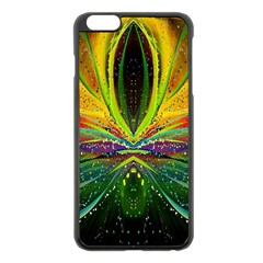 Future Abstract Desktop Wallpaper Apple Iphone 6 Plus/6s Plus Black Enamel Case