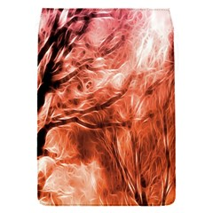Fire In The Forest Artistic Reproduction Of A Forest Photo Flap Covers (S)