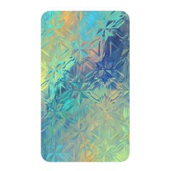 Colorful Patterned Glass Texture Background Memory Card Reader