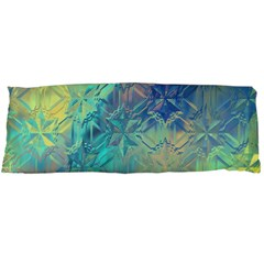 Colorful Patterned Glass Texture Background Body Pillow Case (dakimakura)