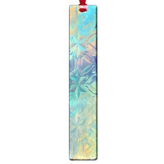 Colorful Patterned Glass Texture Background Large Book Marks