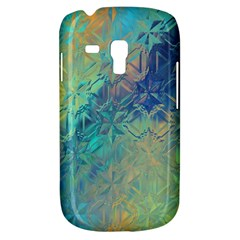 Colorful Patterned Glass Texture Background Galaxy S3 Mini