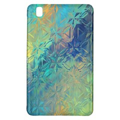 Colorful Patterned Glass Texture Background Samsung Galaxy Tab Pro 8 4 Hardshell Case