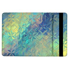 Colorful Patterned Glass Texture Background Ipad Air Flip