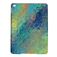 Colorful Patterned Glass Texture Background iPad Air 2 Hardshell Cases