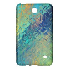 Colorful Patterned Glass Texture Background Samsung Galaxy Tab 4 (8 ) Hardshell Case
