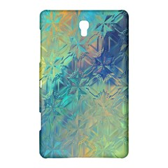 Colorful Patterned Glass Texture Background Samsung Galaxy Tab S (8.4 ) Hardshell Case